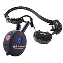 Educator K9-400TS PLUS Dual Receiver System - Tactical E-Collar - Remote Dog Trainer
