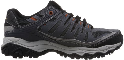 Burn Fit ginnastica M After Charcoal Sport Skechers Display Scarpe Larga Uomo gnqEIS