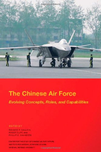 The Chinese Air Force: Evolving Concepts, Roles, and Capabilities ebook