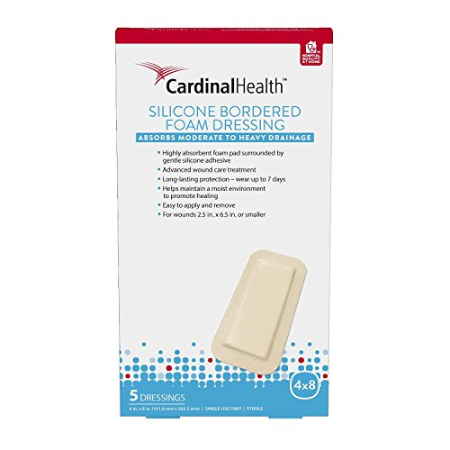 cardinal-health-silicone-bordered-foam-4in-x-8in