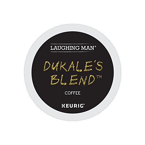 Laughing Man Dukale's Coffee Combine, 0.45 Ounce (10 count)