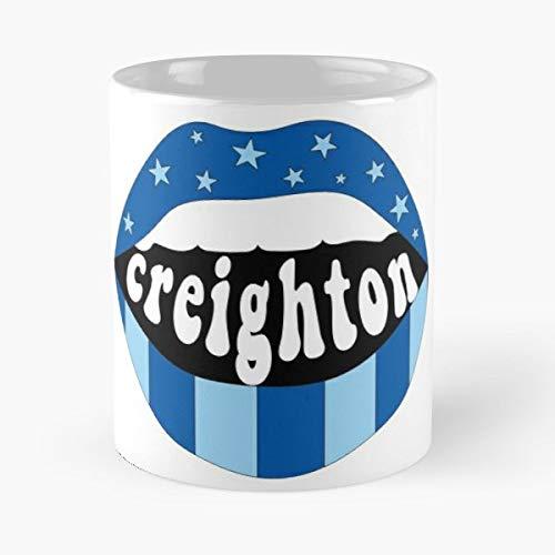 Creighton University Doug Mcdermott Greg - 11 Oz White -coffee Mug- Unique Birthday Gift-the Best Gift For Holidays.