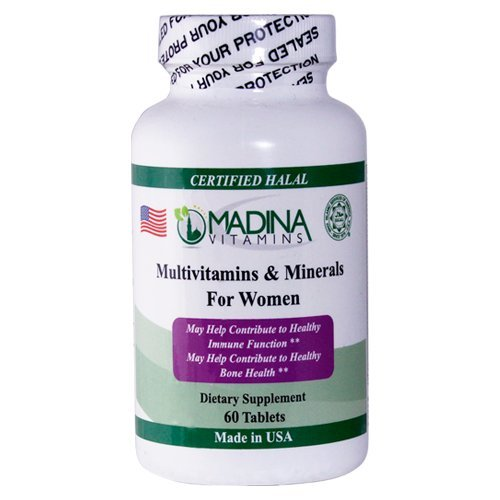 Mineral supplements for women
