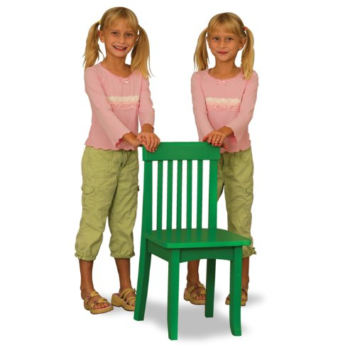 Avalon Kid's Desk Chair Finish: Natural by KidKraft (Image #3)