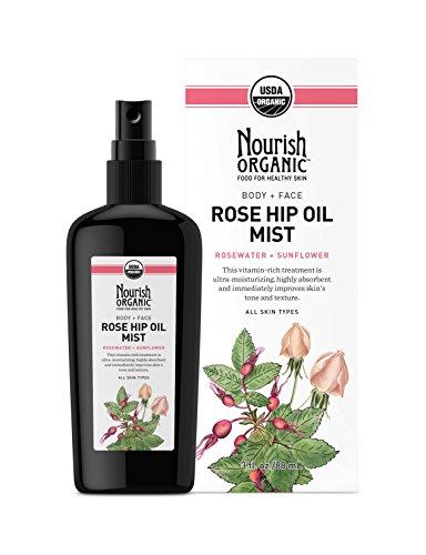 Nourish Organic Body Face Ounce