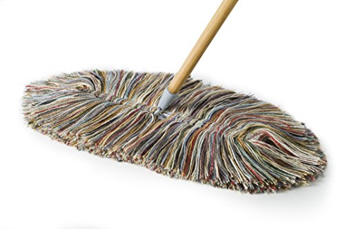 (Sladust All-Natural Wool Dust Mop Wooly Mammoth)