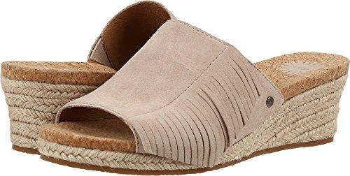 UGG Women's Danes Slide Sandal, horchata, 7.5 B (Ugg Women Sandals)
