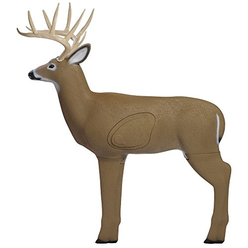 - Carbon Express Shooter Buck 3D Deer Archery Target with Replaceable Core