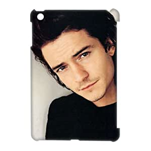 I-Cu-Le Orlando Bloom Pattern 3D Case for iPad Mini