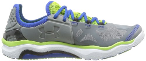 Under Armour Ua Charge Rc 2 - Zapatillas de Running de material sintético hombre gris - Gris (Gravel/Hyper Green)