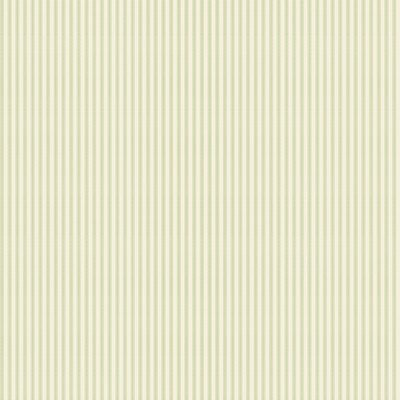 Ashford Stripes Taffeta Ticking Wallpaper Color: Green / White