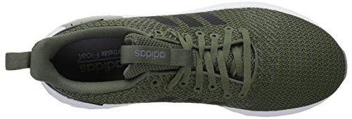 adidas Men's Questar BYD Running Shoe, Base Green/Black/Grey, 6.5 M US by adidas (Image #7)