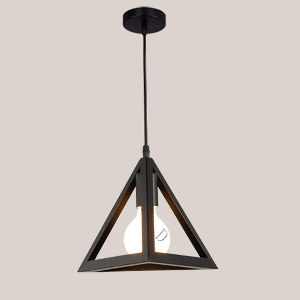 FuweiEncore Pendelleuchte Chandelier Restaurant Light - Nordic - Retro - Industrial Fans - Personality Coffee Shop - 25  20Cm