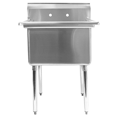 Gridmann Stainless Steel Commercial Kitchen Prep Amp