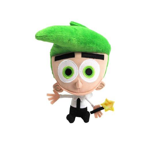 Nicktoons Fairly Odd Parents Cosmo Plush (Toys Parents Fairly Odd)