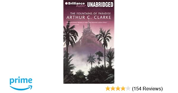 The Fountains of Paradise by Clarke Arthur C Hardback Book The Cheap Fast Free