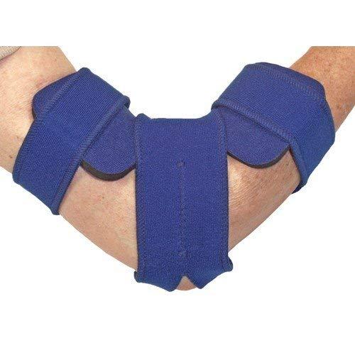 Comfy Pediatric Comfyprene Elbow Orthosis, Neoprene (Pediatric Large, Dark Blue)