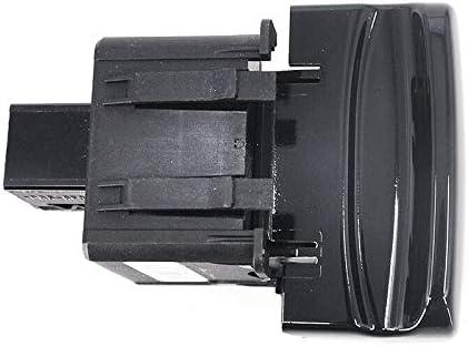 Lopbinte pour C4 Picasso Frein de Stationnement DS4 C4 /éLectronique Frein /à Main Interrupteur de Frein /à Main 470702 Noir Mat