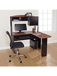 office desks corner. corner l shaped office desk with hutch black and cherry desks