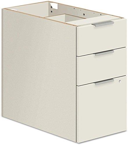 HONVSP24XW - HON Voi Box/Box/File Support Pedestal