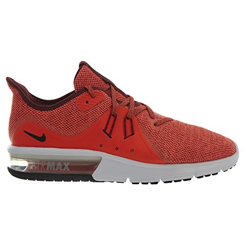 total Sequent Multicolore Uomo Scarpe Red 600 Team Running 3 NIKE Black Max Air q1w41PE