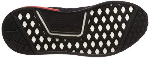 r1 Black Para Core Red Black Nmd lush Zapatillas core Hombre Adidas qYO5AWw
