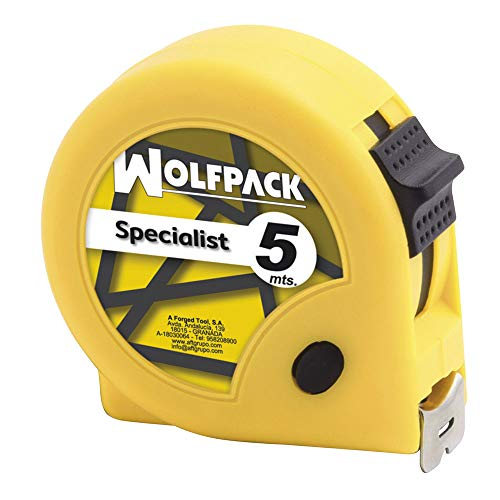 Wolfpack Specialist 2300510/Flexometer Without Brakes 5/Metres