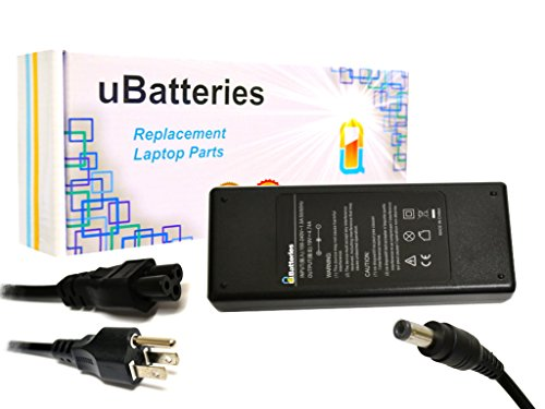 UBatteries 90W Laptop AC Adapter Charger Toshiba PA3165U-1ACA PA3516E-1ACA PA3516U-1ACA PA5034U-1ACA PA3432U-1ACA PA3715U-1ACA PA3716E-1AC3 PA3717U-1ACA PA5083U-1ACA - 19V (1aca Laptop Pa3165u)