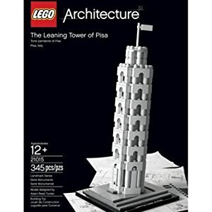 LEGO®  Architecture, The Leaning Tower of Pisa - Item #21015