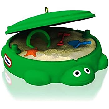 Amazon Com Hallmark 2014 Classic Turtle Sandbox Little