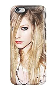 Protective Tpu Case With Fashion Design For Iphone 6 Plus (avril Lavigne 53)