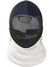 LEONARK Fencing Epee Mask Hema Helmet CE 350N Certified National Grade Masque - Fencing Protective Gear
