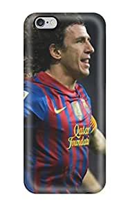 New Fc Barcelona Carles Puyol S Tpu Skin Case Compatible With Iphone 6 Plus