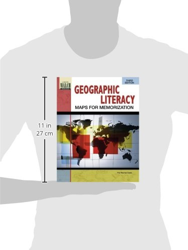 Amazon.com: Geographic Literacy: Maps for Memorization ... on personal literacy maps, geographic location of new york shirley, geographic features in new york state, geographic isolation examples, geographic medicine maps, geographic regions of the world, geographic map of new york state, geographic map of the silk road,