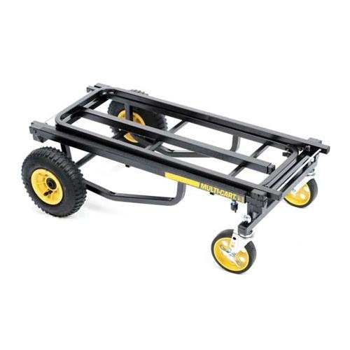 Multicart R8 Mid Transporter with Molded Rear Wheels, Load capacity: 500 lbs./32 cu. ft. ()