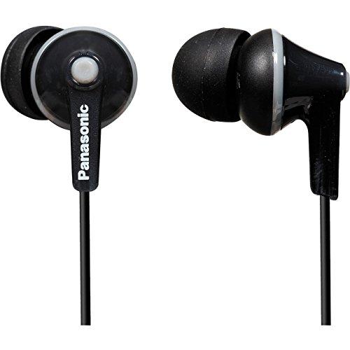 Panasonic RP-HJE125-K Headphones