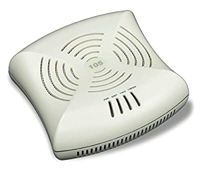 Aruba Wireless Access Point With Integrated Antennas 802.11n AP-105-US AP-105 (*Aruba Controller Required)
