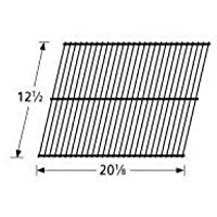 Music City Metals 92801 Steel Wire Rock Grate Replacement for Select Gas Grill Models by Arkla, Charmglow and Others