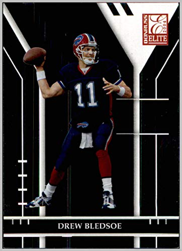 2004 Donruss Elite #11 Drew Bledsoe BUFFALO BILLS