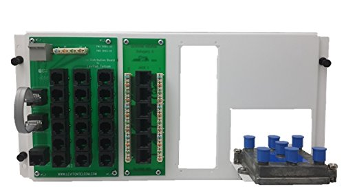 Leviton 035-47603-AHT Advanced Home Distribution Panel with Telephone and Video Modules Leviton Phone Module