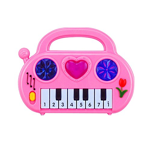 Educational Baby Piano Toy, Doinshop Kid Wisdom Deveop Musical Instrument Birthday Gift