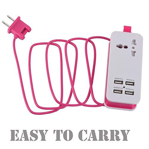 Portable Charger Universal Charging 100v 240v