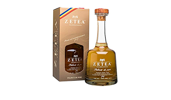 Zetea Transilvania Palinca de Pere | Brand de pera de Rumanía ...
