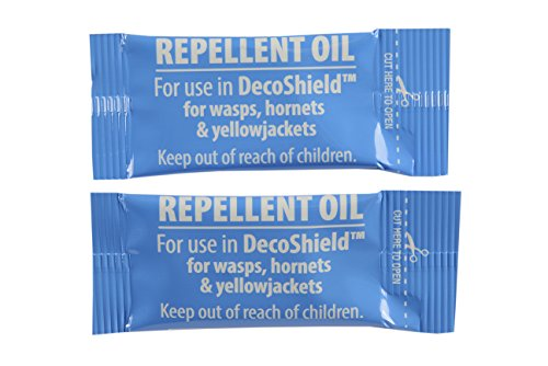 RESCUE! YJDS-R YJDS-R-DB12 Yellowjacket Repellent DecoShield Refill