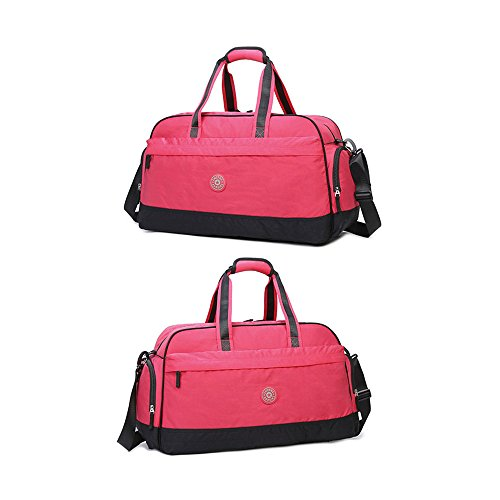 MATMO Waterproof Sports Gym Bag for Men and Women Fitness Travel Duffel Bag M by MATMO (Image #1)