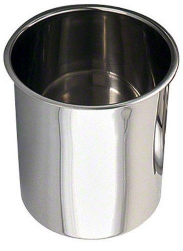 Marie Bain Pot Cover - Browne (BMP6) 6 qt Stainless Steel Bain Marie Pot