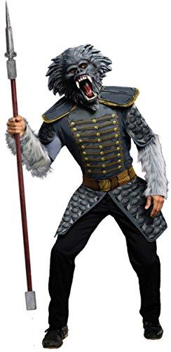 Wicked Witch Oz Great And Powerful Costume (Rubie's Costume Disney's Oz The Great and Powerful Adult Deluxe Flying Baboon, Multicolor, Standard Costume)