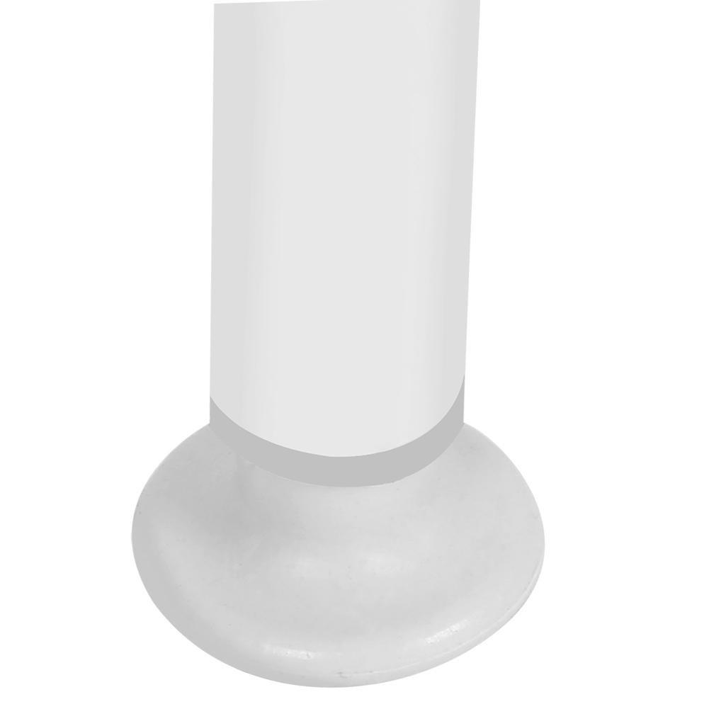 Blanco EBTOOLS Estanter/ía para Ba/ño sobre el Inodoro 3 Niveles Estante de Almacenamiento de Inodoro WC Estanter/ía para Almacenamiento Estante Titular de Toalla con Instrucciones de Instalaci/ón
