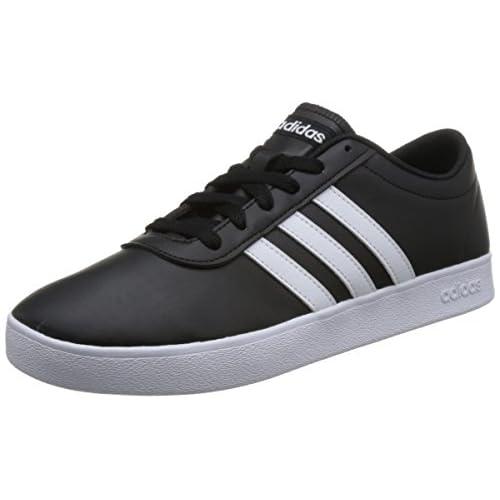 chollos oferta descuentos barato Adidas Easy Vulc 2 0 Zapatillas de Skateboarding para Hombre Negro Negbás Ftwbla Negbás 000 39 1 3 EU