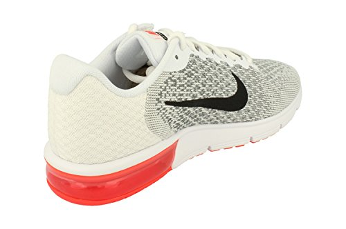 Nike Air Max Sequent 2 Men's Running Shoes White 2014 new FY9BZZ